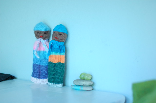 knitted, from bornholm, with love