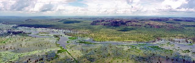 Kakadu's floodplains - Photo by Ian Oswald-Jacobs