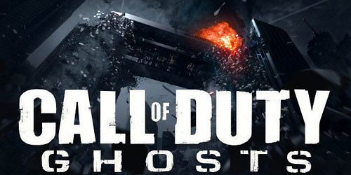 UK Chart: Call of Duty: Ghosts back at the top