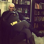 I'm Dr. Hugo Strange, and I'll be your Batman for the evening.