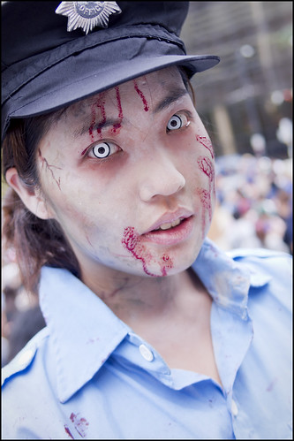 Officer Zombie