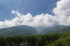 View from Suntory Museum of Whisky (Hokuto, Yamanashi, Japan)