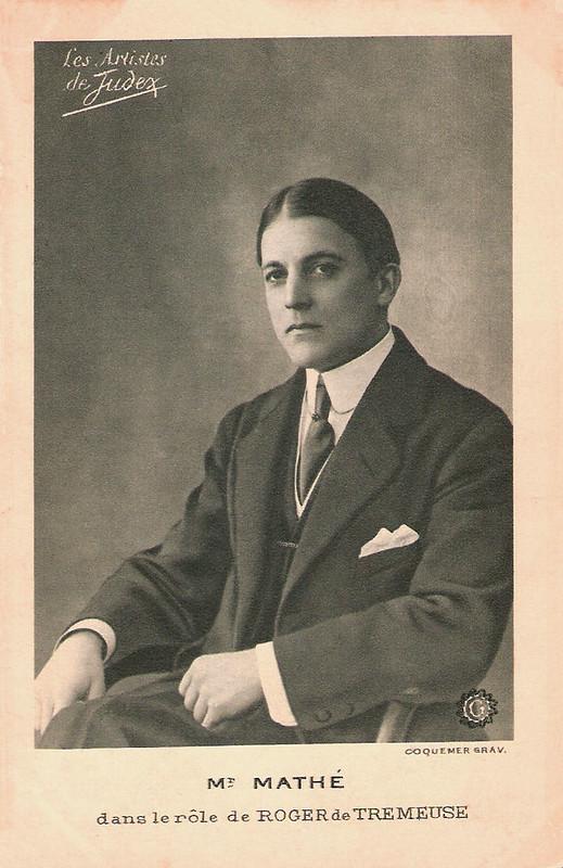 Edouard Mathé