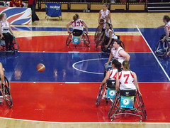 wheelchair sports, disabled sports, sports, basketball moves, team sport, wheelchair basketball, ball game, basketball, athlete, tournament,