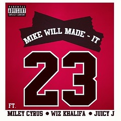 Mike Will Made It - 23 ft Miley Cyrus, Wiz Khalifa, & Juicy J #ListenOnYourPhone http://goo.gl/cjmbqy #MikeWillMadeIt #MileyCyrus #WizKhalifa #JuicyJ #23 #2WC #2WhiteCups