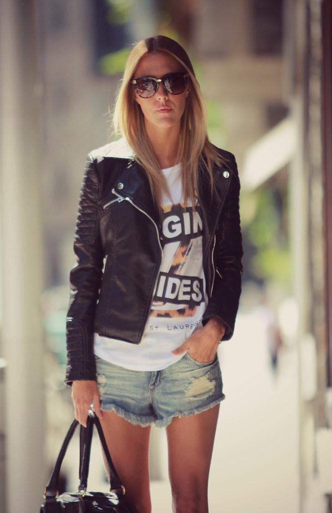 style lover biker jacket