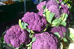 September 15: Purple Cauliflower