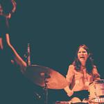 Jenny Lee Lindberg / Stella Mozgawa by Chad Kamenshine