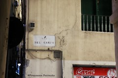 Via del Campo a Genova