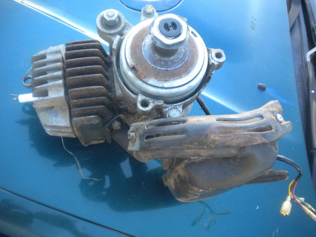 Honda Engine Conversion