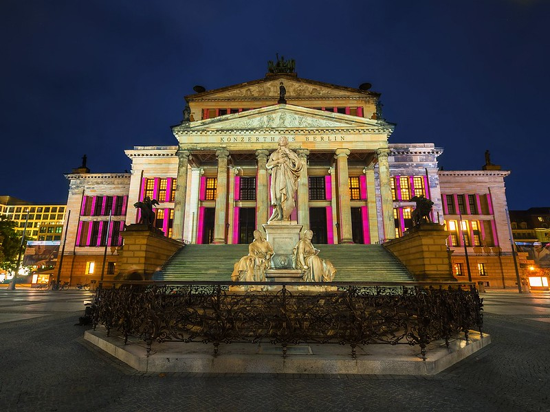 Konzerthaus @ Festival of Lights 2013
