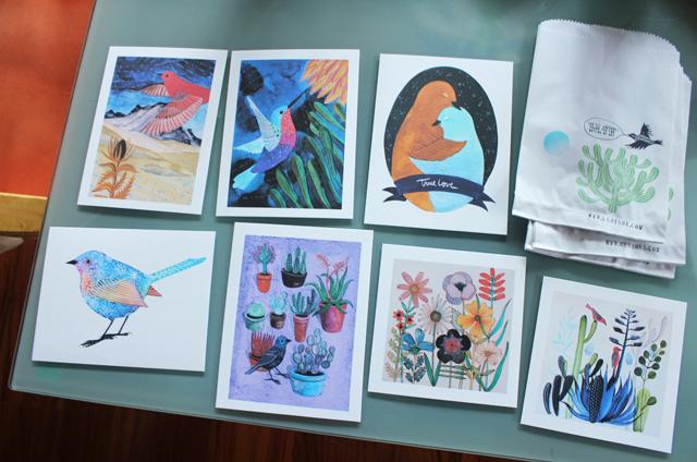 Seven New Prints
