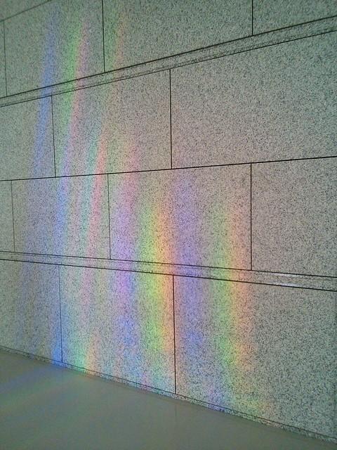 """131014_吉岡徳仁 """"Crystalize""""展_Rainbow Church Takahiro Shutoh"""