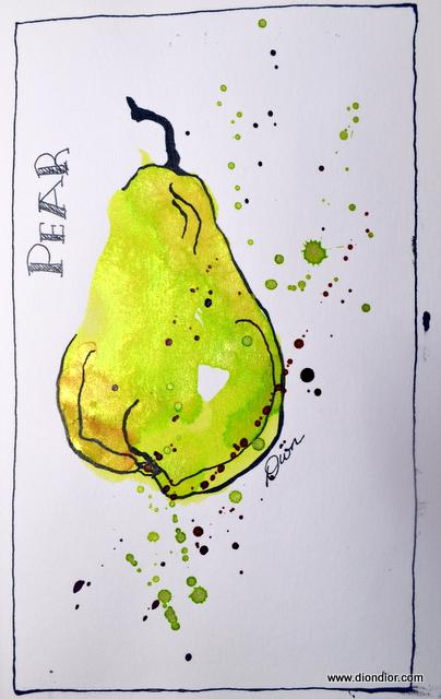 Twinkling Pear