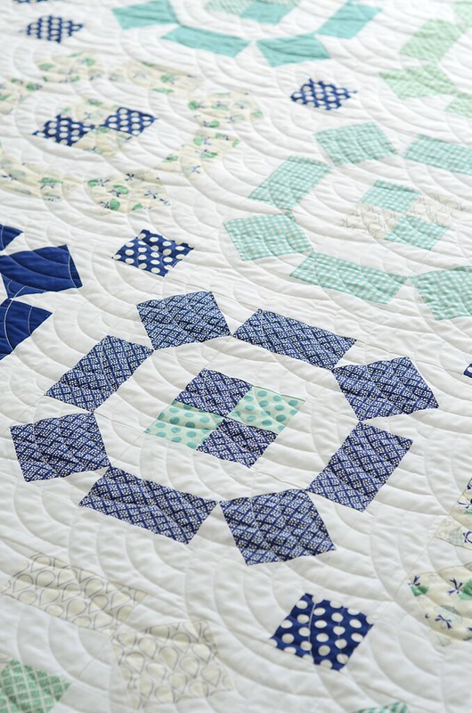 Puddle Jumping quilt