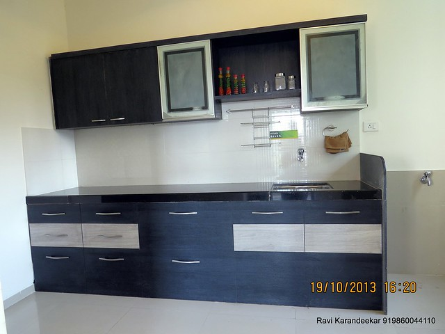 Kitchen Platform & Dry Balcony - Visit 2 BHK Show Flat of Vastushodh Projects' UrbanGram Kolhapur, Township of 438 Units of 1 BHK 2 BHK Flats, behind S. P. Office, near Dream World Water Park, Kolhapur 416003 Maharashtra, India