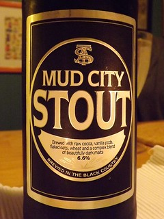 Sadler's, Mud City Stout, England