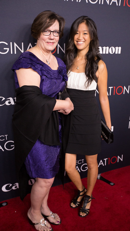 Mom and Me Red Carpet