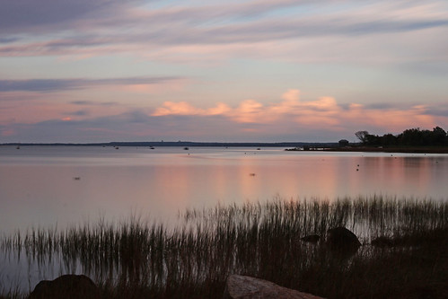 Barnstable Harbor by Whale24
