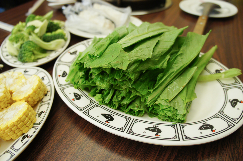 20131026 FOOD 帝王食補薑母鴨(新竹經國店)