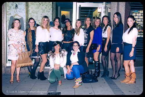 Fiesta bloggers Ici Paris