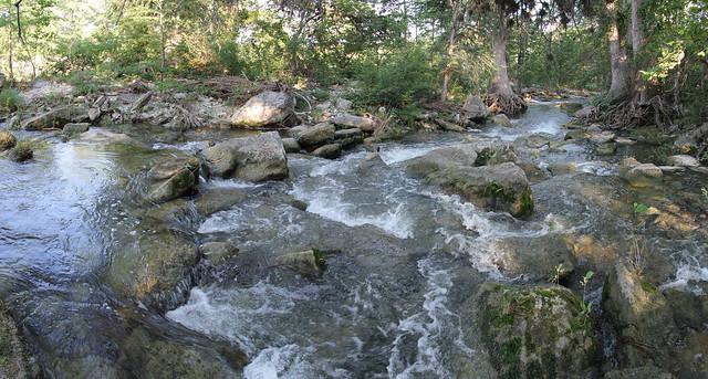 Guadalupe River Remote Falls