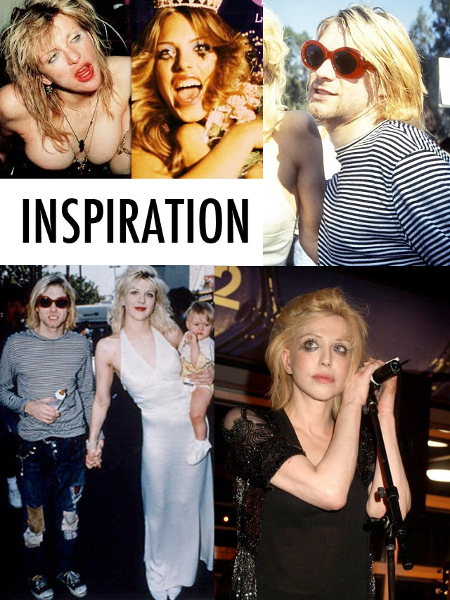 6 diy courtney love costume with kurt cobain costume from your closet
