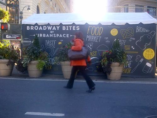 Broadway Bites Exterior