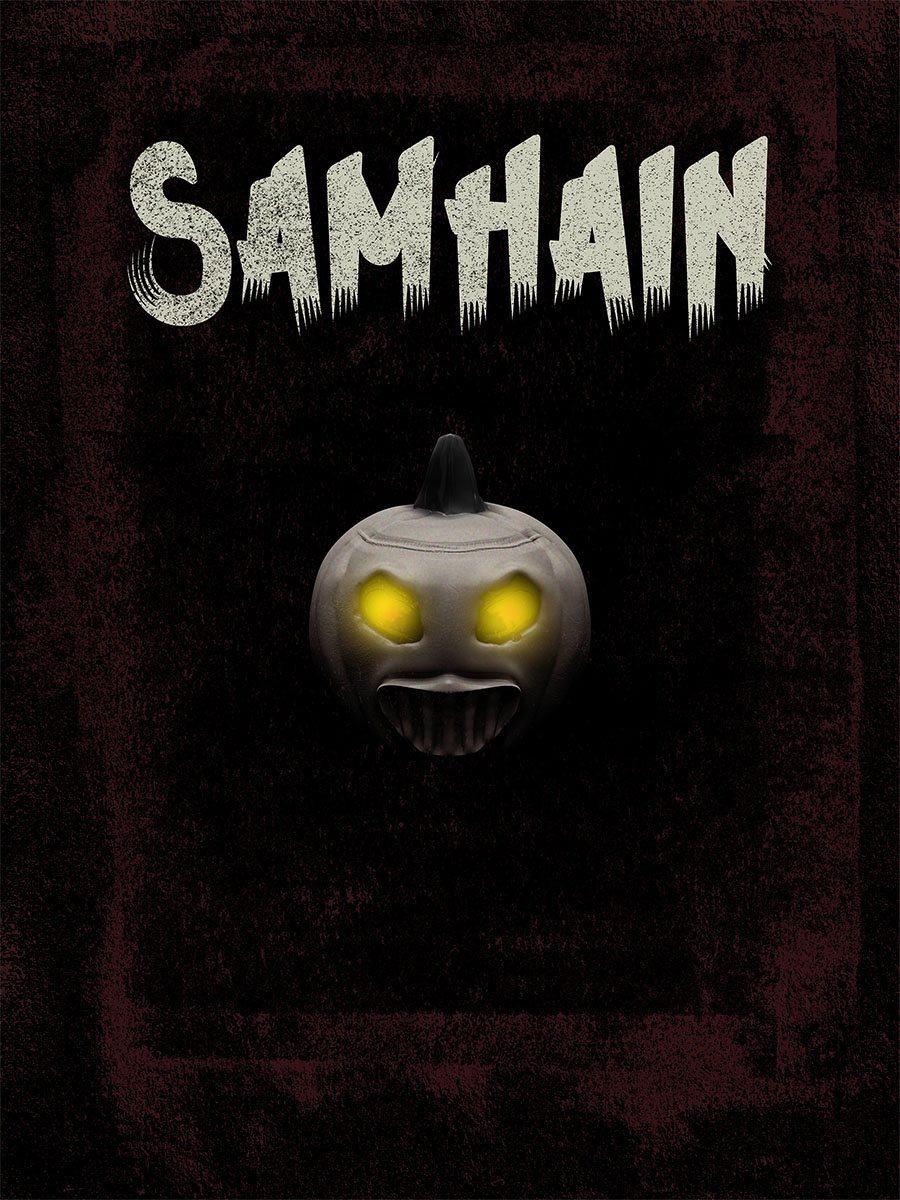 Samhain is Metal