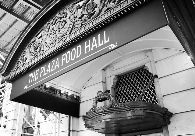 Plaza Food Hall - New York
