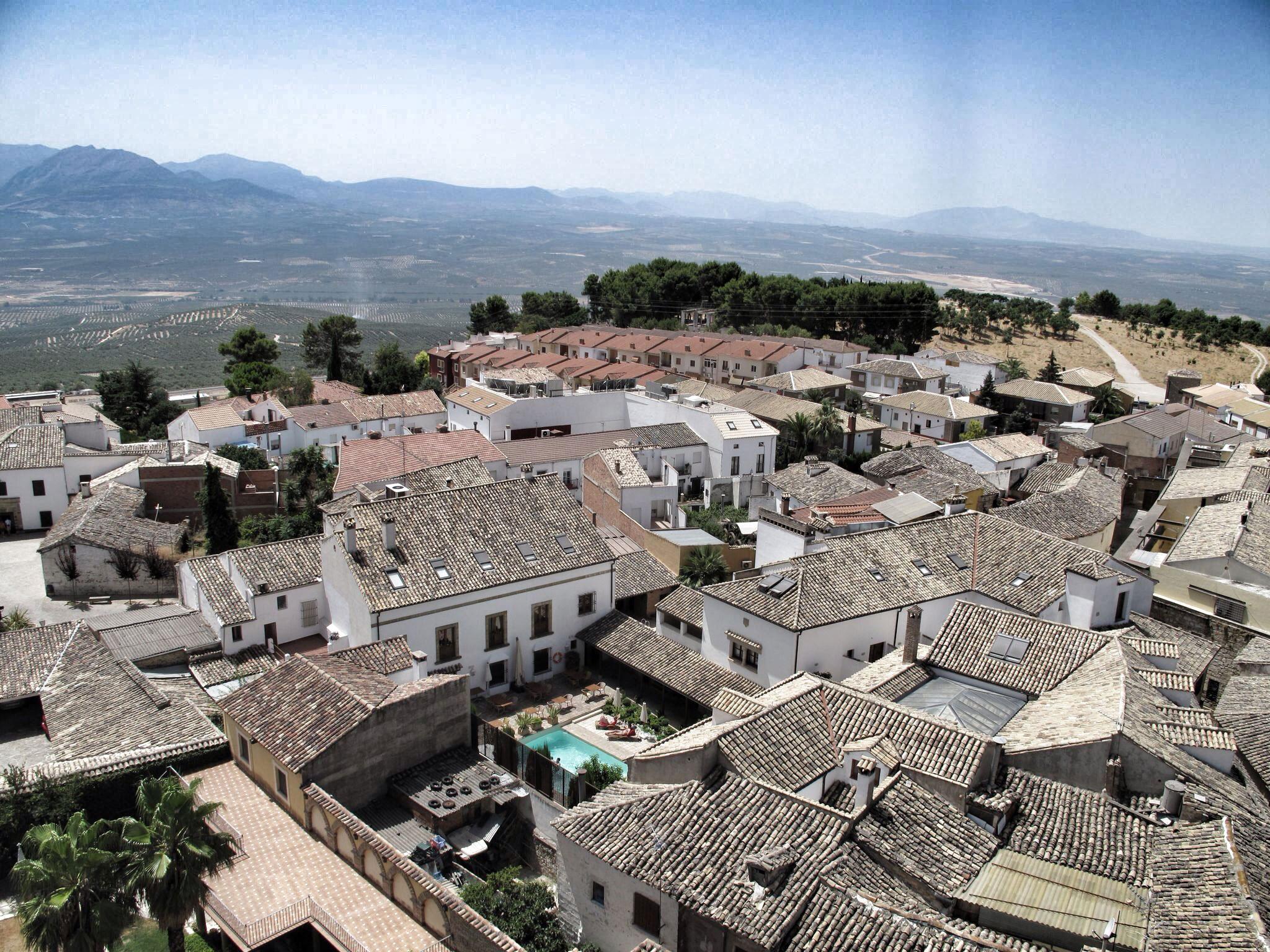 vista desde la torre_Catedral de la Natividad de Nuestra Señora