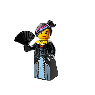 LEGO The Movie 71004 - Collectible Minifigures - Wild West Wyldstyle