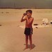 Me; Holgate, NJ in 1983 by Jody Roberts