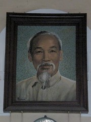 #2560 portrait of Ho Chi Minh