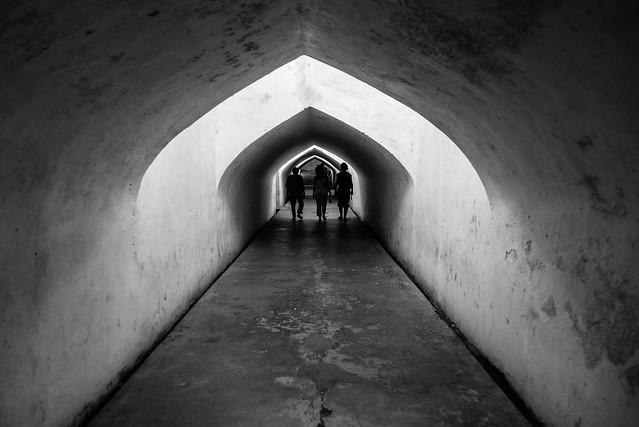 """Underground Mosque"", Water Palace, Yogyakarta"