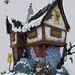 Crows nest 1 by Legonardo Davidy
