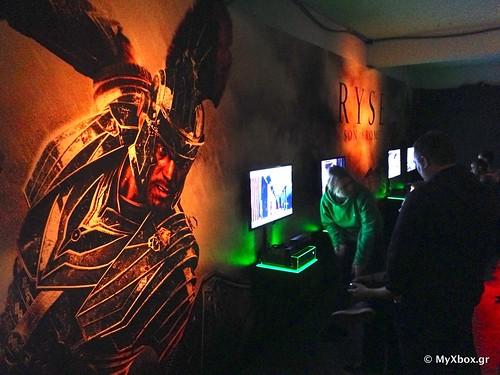 Xbox One Tour London #xboxonetour
