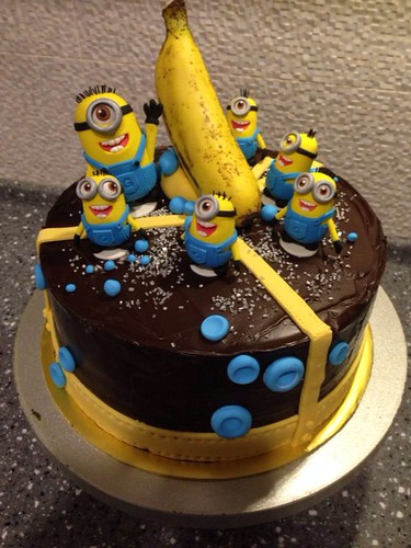 Birthday Party Themes Despicable Me Minions Happy Birthday