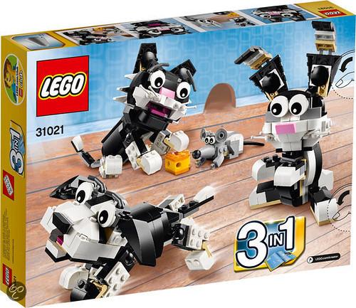 LEGO Creator 31021 Back