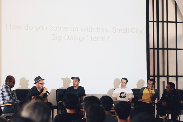 Small City Big Design Lecture by Büro Destruct