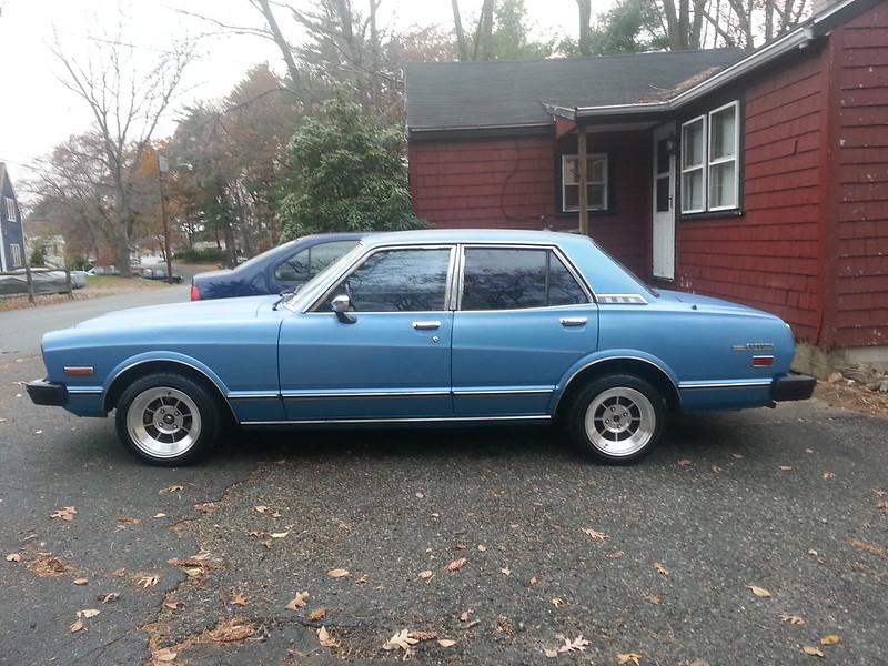 '79 Blue Metallic X3 in Massachusetts  11072045015_dfee6cd2d3_c
