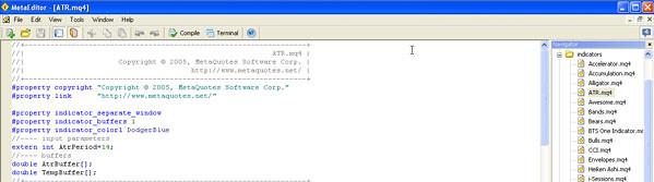 metaeditor-screen