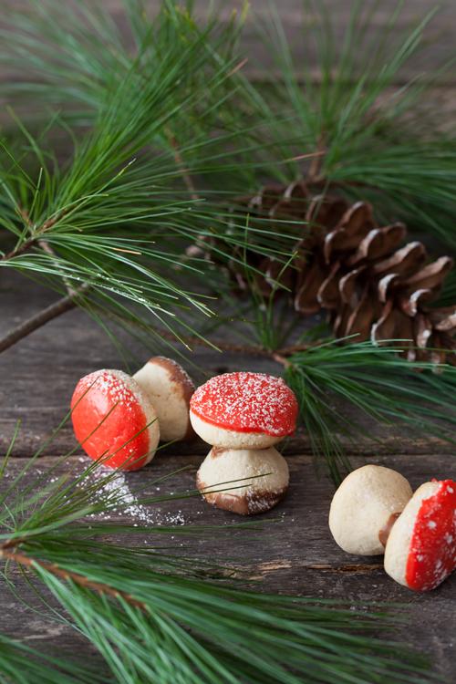 Mushroom Cookies 1