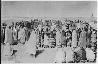 Arapaho Ghost Dance