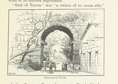"""British Library digitised image from page 291 of """"From the Clyde to the Jordan. Narrative of a bicycle journey, etc"""""""