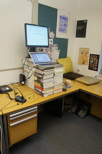 Standing desk... mark 1