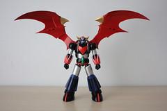 [SR超合金] 2013 Tamashii Nation Mazinger Z Color Ver.(?) X UFO Robot Grendizer
