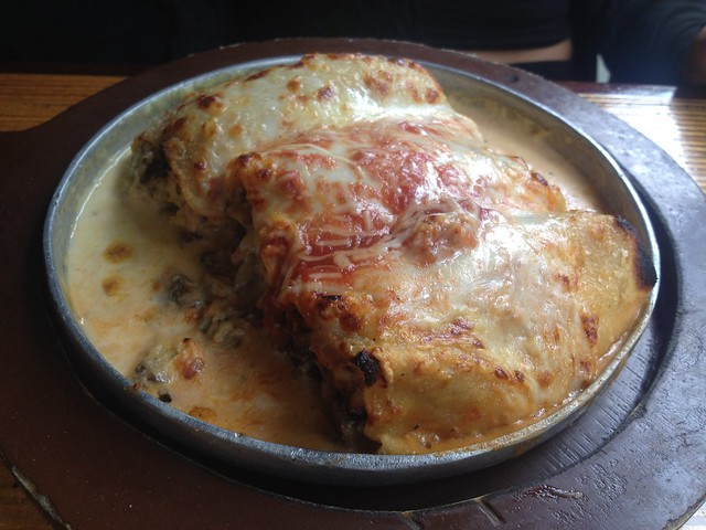 Lasagna (photo: David Lee)