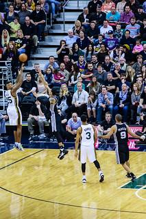 Jazz vs Spurs-3465