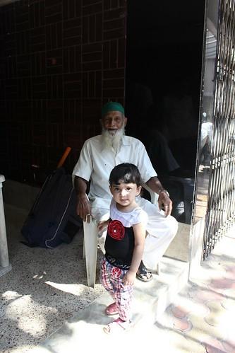 Nerjis Asif Shakir 2 Year Old Street Photographer by firoze shakir photographerno1